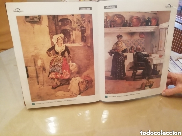 Coleccionismo: Historia arte en Extremadura. Láminas pegadas. - Foto 5 - 177757834