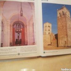 Coleccionismo: HISTORIA ARTE EN EXTREMADURA. LÁMINAS PEGADAS.. Lote 177757834