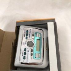 Coleccionismo: AM/FM STEREO RADIO CASSETTE PLAYER AIWA HS-TX596. Lote 177773894