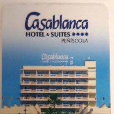 Colecionismo: LLAVE PLASTICO DE HOTEL. Lote 177844802