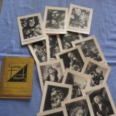 Coleccionismo: LOTE 15 FOTOGRAFIAS OBSEQUIO INFONAL XIII FERIA INTERNACIONAL DE MUESTRAS. BARELONA, 1945. Lote 178099403