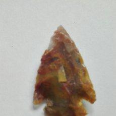 Coleccionismo: PUNTA FECHA DE CHERT . NEOLITICO (3300-2400 A. C.) REPLICA SILEX. Lote 178354325
