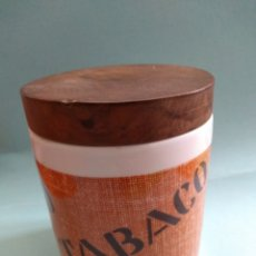 Coleccionismo: ANTIGUO BOTE TABACO. Lote 178739636