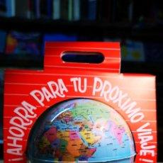 Coleccionismo: BOLA DEL MUNDO TEPSA A ESTRENAR FABRICADA EN ESPAÑA. Lote 178775090