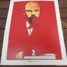 Coleccionismo: RED LENIN-- ANDY WARHOL. Lote 179083641