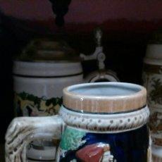 Coleccionismo: JARRA DE CERÁMICA HOLANDESA. Lote 179091015