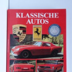 Coleccionismo: KLASSISCHE AUTOS – ROGER HICKS, SARA COOPER -. Lote 179116938