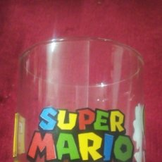 Coleccionismo: VASO SUPER MARIO. Lote 179145195