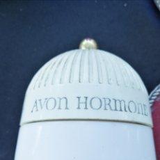 Coleccionismo: TARRO OPALINA CREMA HORMONAS AVON AÑOS 70. Lote 179208796