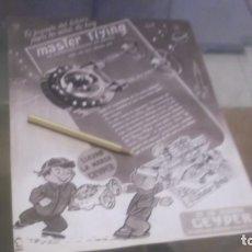 Coleccionismo: RECORTE PUBLICIDAD AÑOS 50/60 - JUGUETE - SUPERPERFORADORA DEL ESPACIO MASTER FLYING - GEYPER. Lote 179244466