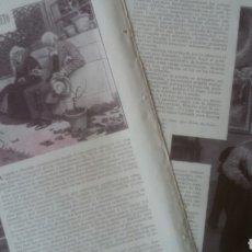 Coleccionismo: EL SECRETO POR MAURICIO LÓPEZ ROBERTS Y DIBUJOS DE MÉNDEZ BRINGA. BLANCO Y NEGRO 1904. Lote 179385800