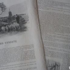 Coleccionismo: ALMA ERRANTE, Nº9 CONCURSO DE CUENTOS FANTÁSTICOS DE LA REVISTA BLANCO Y NEGRO.. Lote 179386813