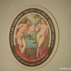 Coleccionismo: POSAVASOS BIER OF GIST, LEER DESCRIPCION. Lote 180213280