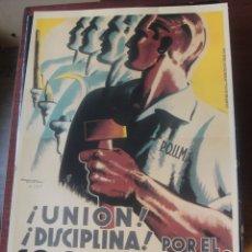 Coleccionismo: UNION DISCIPLINA POR EL SOCIALISMO / POUM - P.O.U.M. - CARLES FONTSERE 1936 - DIARI ARA - SAPIENS . Lote 180348742