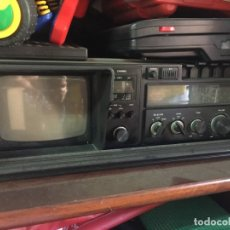 Coleccionismo: TV Y CASSETE -RADIO CD. Lote 180915415