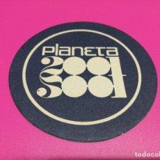 Coleccionismo: POSAVASO DISCOTECA 2001. Lote 181101510