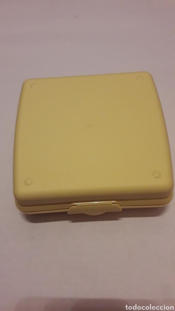 Coleccionismo: Tupperware sandwichera/caja Bob Esponja - Foto 3 - 181426027