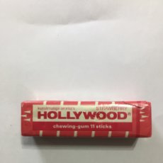 Coleccionismo: ANTIGUO CHICLES HOLLYWOOD/ STAWBERRY.. Lote 181511570