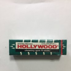 Coleccionismo: ANTIGUO CHICLES HOLLYWOOD/CHLOROPHYLL.. Lote 181511851