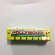 Coleccionismo: ANTIGUO CHICLES HOLLYWOOD/LIMÓN.. Lote 181512282