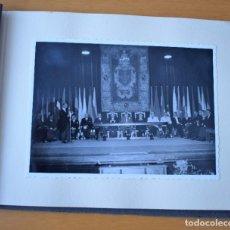 Coleccionismo: IV CONGRESO NACIONAL DE CARDIOLOGÍA Y I REUNIÓN LUSO-ESPAÑOLA - SEVILLA, 1953. Lote 181879122