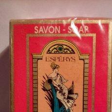 Coleccionismo: JABÓN ESPÉRYS ,L.T.PIVER. Lote 42713351