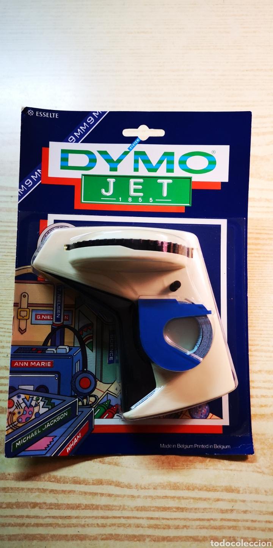 Coleccionismo: Dymo jet a estrenar - Foto 2 - 182199925