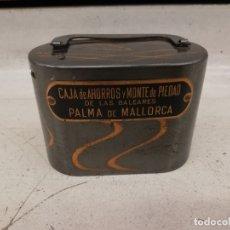 Coleccionismo: HUCHA CAJA DE AHORRO MALLORCA . Lote 182560092
