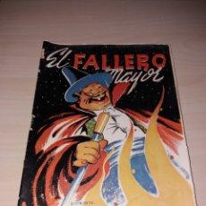 Coleccionismo: EL FALLERO MAYOR 1960. Lote 182646562