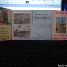 Coleccionismo: PROGRAMA DE FIESTAS VITORIA 1968. Lote 182650848