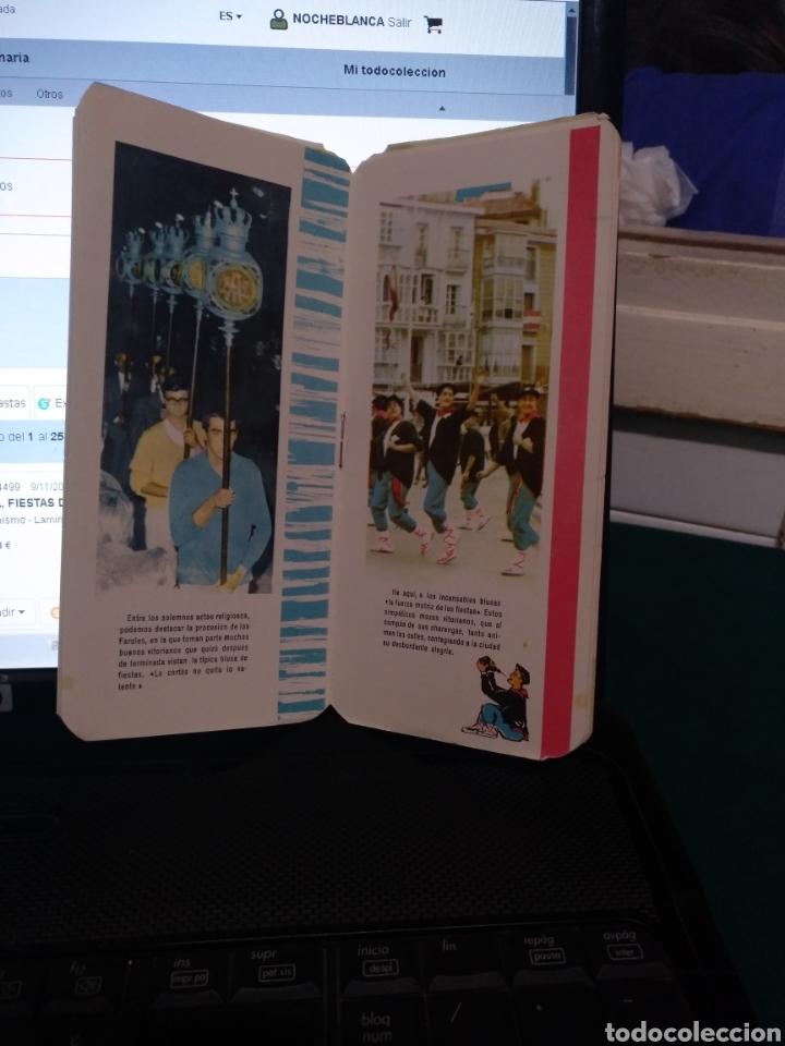 Coleccionismo: Programa de mano fiestas vitoria 1964 - Foto 3 - 182650972