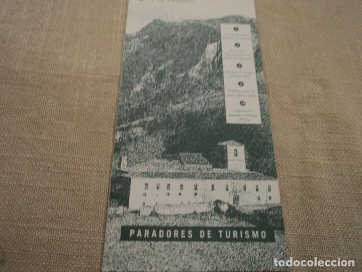 PARADOR DE CANGAS DE ONIS 12 PAG. (Coleccionismo - Laminas, Programas y Otros Documentos)