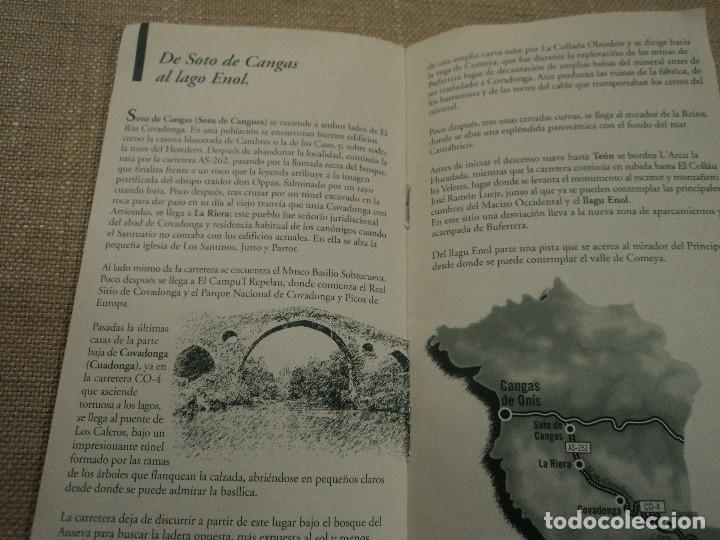 Coleccionismo: PARADOR DE CANGAS DE ONIS 12 PAG. - Foto 3 - 182664561