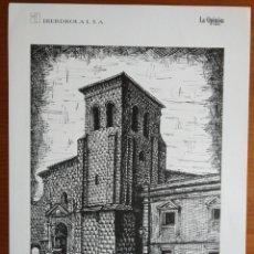 Coleccionismo: 11 LÁMINAS DE DIBUJOS-LA OPINIÓN DE ZAMORA. Lote 182728191