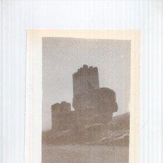Coleccionismo: HISTORIA DE ARAGON: LAMINA NUMERO 121: SIBRANA (CASTILLO) Y LUESIA (CASTILLO). Lote 183286697