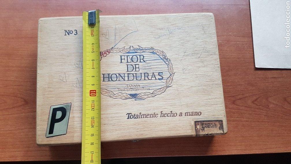 Coleccionismo: CAJA DE PUROS VACIA - Foto 5 - 183582970