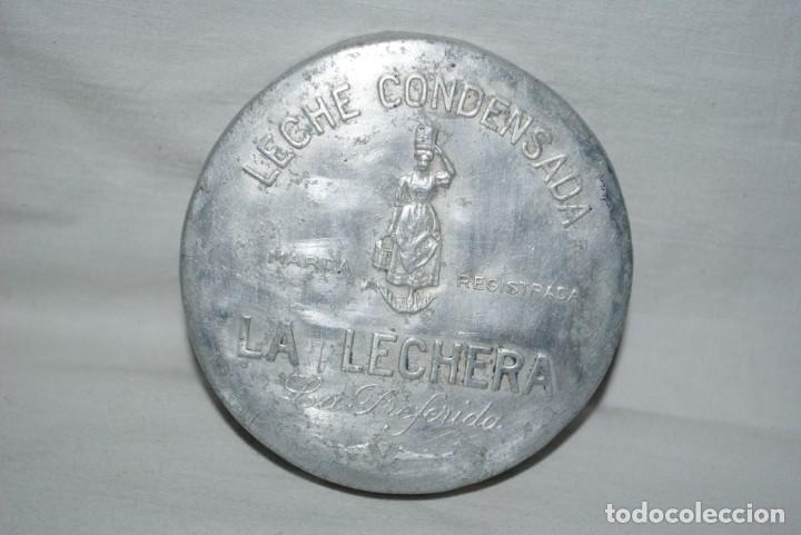 Coleccionismo: TAPA LECHE CONDENSADA LA LECHERA - Foto 2 - 183709163