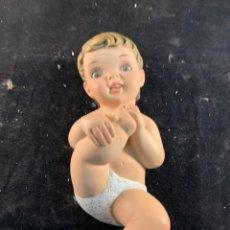 Coleccionismo: FIGURA DE NIÑO EN ESCAYOLA. Lote 183725502