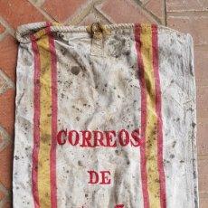 Coleccionismo: ANTIGUA SACA DE CORREOS SERVICIO AMBULANTE 1943. Lote 183815386