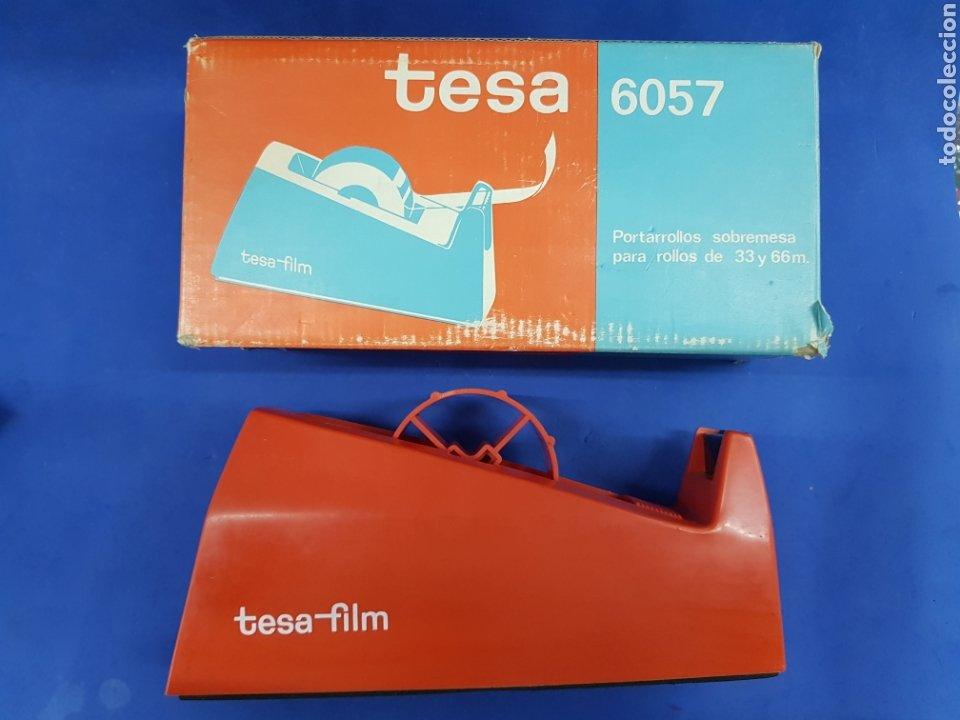 TESA -FILM , DISPENSADOR 6057 , AÑOS 1970 (Coleccionismo - Varios)