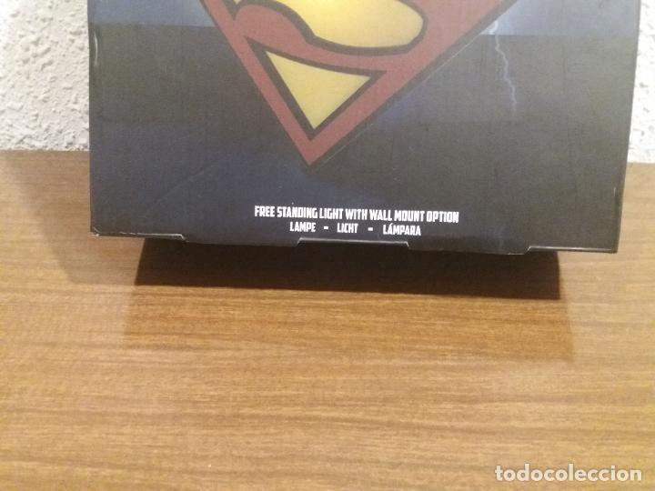 Coleccionismo: SUPERMAN LOGO LIGHT - Foto 3 - 184298830