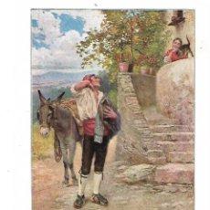 Coleccionismo: AÑO 1914 RECORTE PRENSA PINTURA DIBUJO REPRODUCCION LOS NOVIOS POR JUAN JOSE GARATE. Lote 184731417