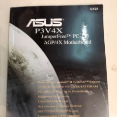Coleccionismo: ASUS P3V4X JUMOERFREE TM PC 133 AGP 4X MOTHERBOARD. Lote 186436245