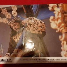 Coleccionismo: LAMINA SEMANA SANTA MALAGA AÑOS 90. Lote 186440148