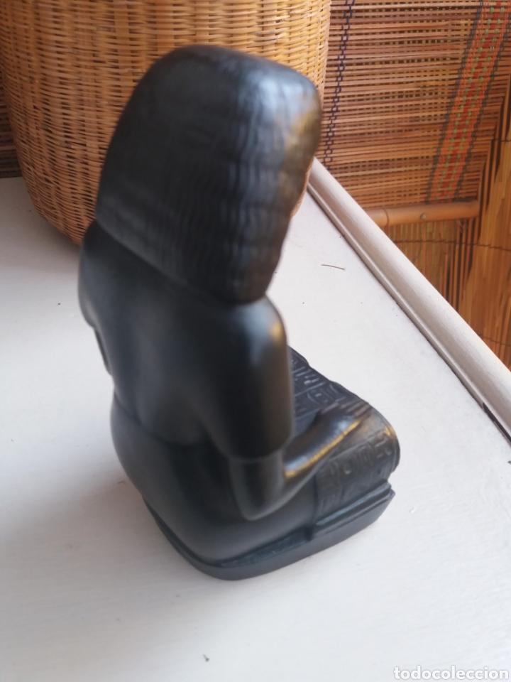 Coleccionismo: Escriba sentado Louvre - Foto 3 - 188739428