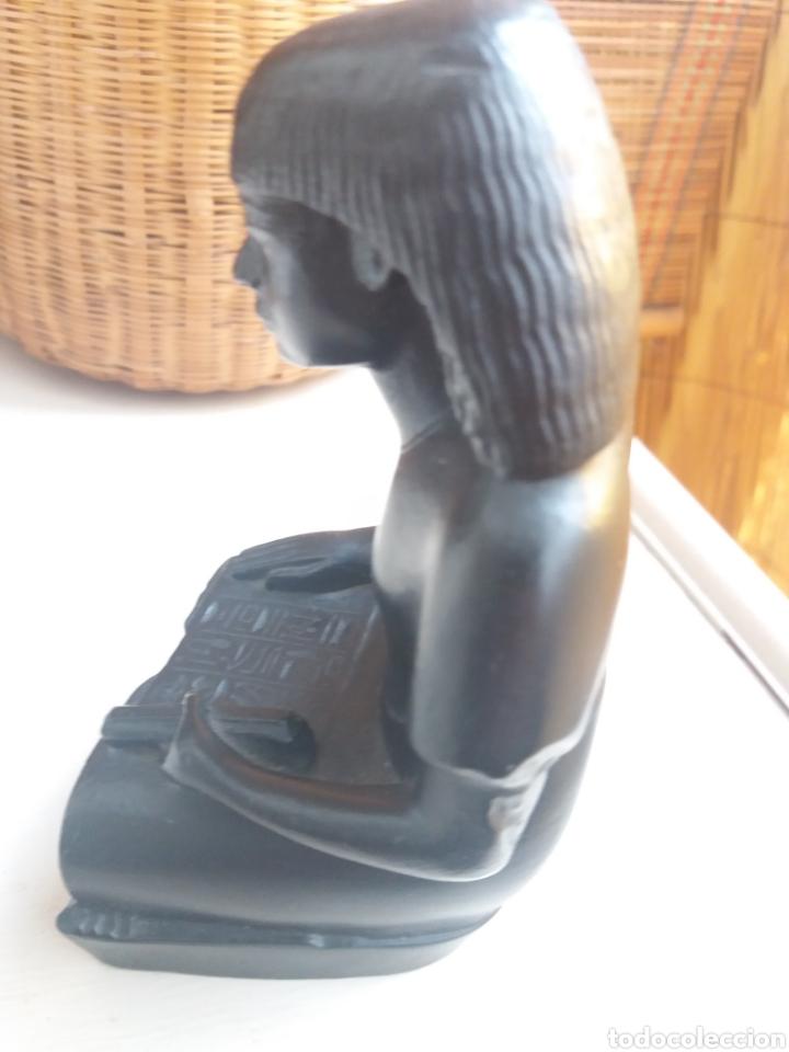 Coleccionismo: Escriba sentado Louvre - Foto 5 - 188739428