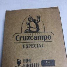 Coleccionismo: CALCETINES - CRUZ CAMPO ESPECIAL - COLECCION. Lote 189252611