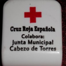 Coleccionismo: IMAN DE NEVERA DE LA CRUZ ROJA DE CABEZO DE TORRES - MURCIA. Lote 189433941