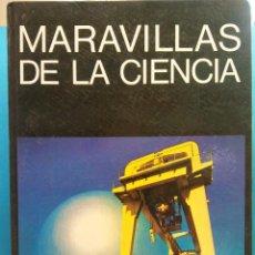 Coleccionismo: MARAVILLAS DE LA CIENCIA. BERNARD DOMEYRAT. EDICIONES GAISA S.L.. Lote 190146850