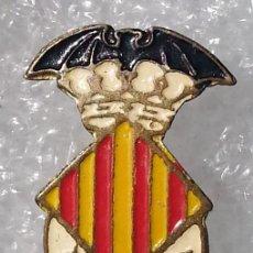 Coleccionismo: INSIGNIA DE LA TÓMBOLA DIOCESANA DE VALENCIA. AÑOS 1950-1960. RARA. MUY BUEN ESTADO DE CONSERVACIÓN.. Lote 190575905